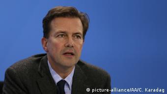 Alman hükümet sözcüsü Steffen Seibert