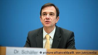 Martin Schäfer (picture-alliance/dpa/B. von Jutrczenka)