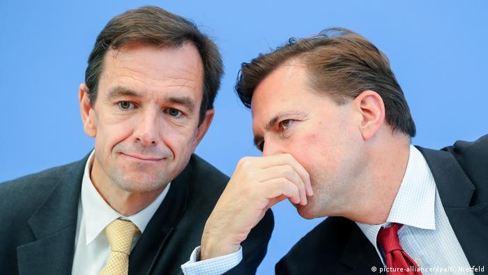 Martin Schäfer und Steffen Seibert