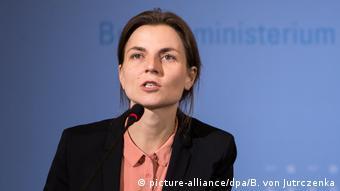 Friederike von Tiesenhausen (picture-alliance/dpa/B. von Jutrczenka)