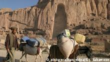 Afghanistan Bamiyan-Tal Weltkulturerbe (picture-alliance/dpa/S. J. Sabawoon)