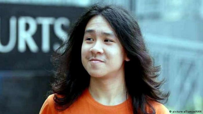 Singapur Amos Yee (picture-alliance/ANN)