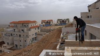 Εποικισμοί ισραηλινών στην Δυτική Όχθη