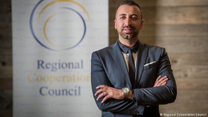 Orhan Usein (Regional Cooperation Council)