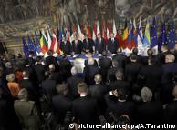 Під час саміту лідерів ЄС у Римі, 25 березня 2017 року