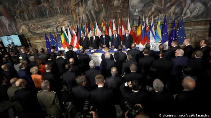 Italien EU Gipfel (picture-alliance/dpa/A.Tarantino)
