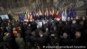 Italien EU Gipfel
