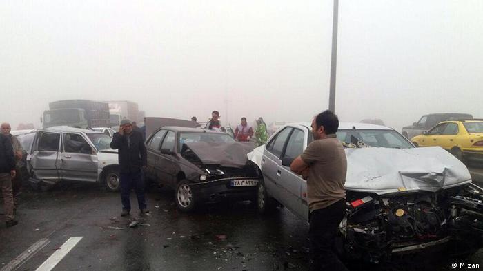 Unfall Iran