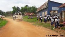 In der Provinz Kasai patrouillieren auch Soldaten der UN-Mission MONUSCO (Archivbild)