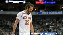 USA NBA Joakim Noah