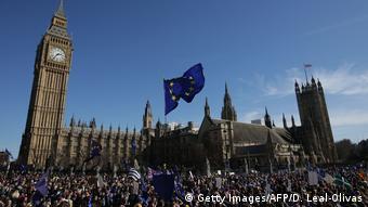 London Pro Europa Demonstration