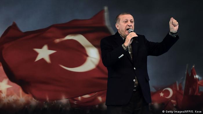Ердоган хоче запитати у турків, чи хочуть вони д ЄС