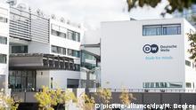 Deutschland Gebäude Deutsche Welle in Bonn