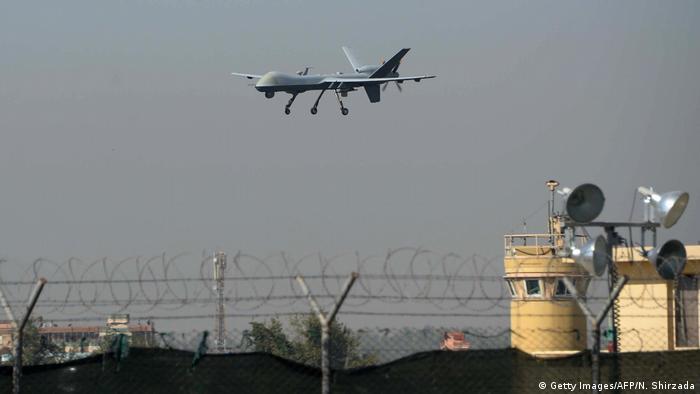 Afghanistan US Drohne