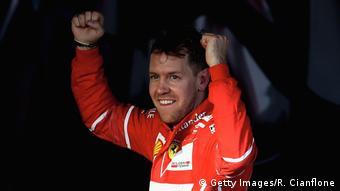 Australien Formel 1 Grand Prix Vettel Jubel