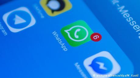 Мешканцям ЄС молодше 16 років заборонили користуватися WhatsApp