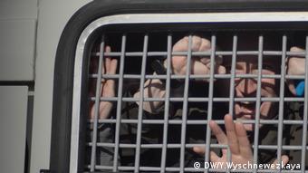 Moskau Proteste Antikorruption Verhaftung