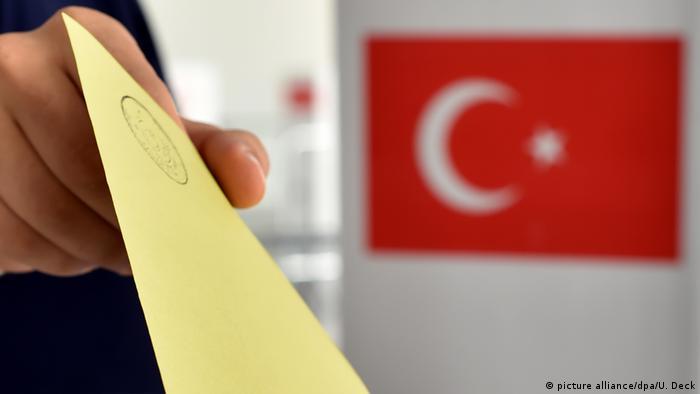 Deutschland Abstimmung - Türkei-Referendum