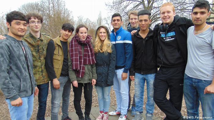 Wali und die Waldorfschüler - Kampf gegen Abschiebung nach Afghanistan.