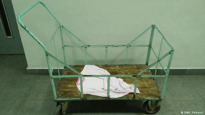 Serbien Krankenhäuser Serbien
