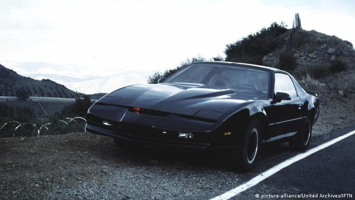 Knight Rider - KITT (picture-alliance/United Archives/IFTN)