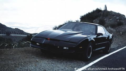 Knight Rider - KITT (picture-alliance/United Archives/IFTN)