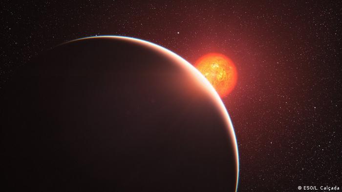 ESO GJ 1214 (ESO / L. Calçada)