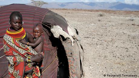 Dürre Kenia (Reuters/G.Tomasevic)