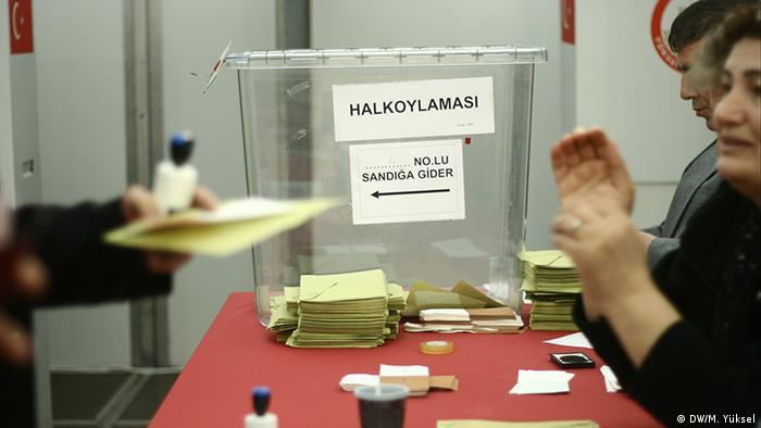 埃尔多安的票仓?欧洲土耳其侨民开始公投
