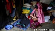 Bangladesch Flüchtlinge aus der Volksgruppe der Rohingya