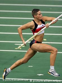 Buschbaum at the 2002 Indoor European Championships