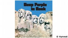 Plattencover Deep Purple in Rock