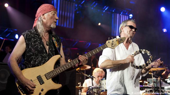 Deep Purple perform at the Montreux Jazz Festival (picture-alliance/abaca/Loona)