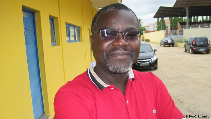 Raúl Tati: Não é esse marketing todo que estão a fazer do MPLA que vai resolver os problemas de Cabinda