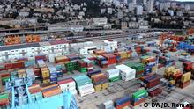Kroatien Rijeka Hafen