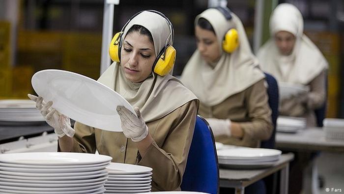 Arbeiterinnen im Iran (Fars)