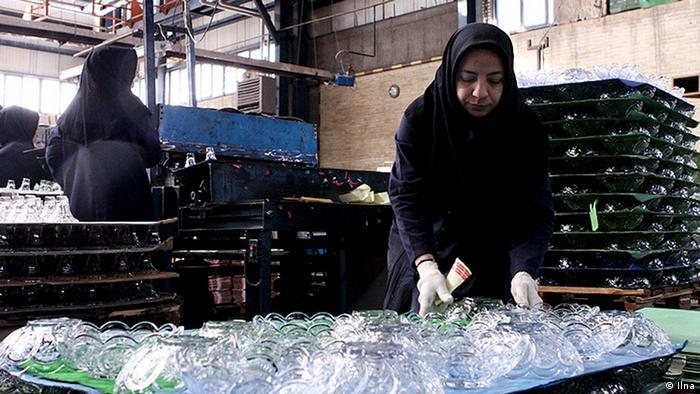 Arbeiterinnen im Iran (Ilna)
