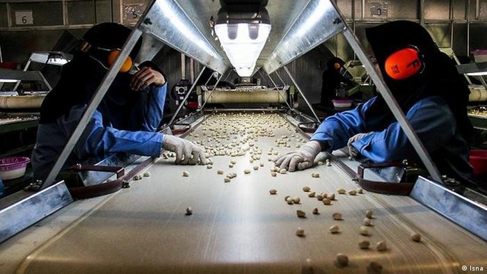 Arbeiterinnen im Iran (Isna)