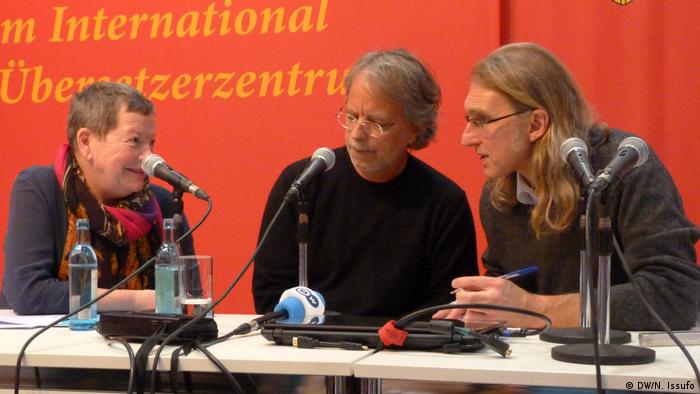 Deutschland Buchmesse in Leipzig - Mia Couto, Mosambik