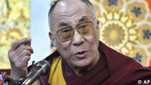 Dalai Lama in Indien