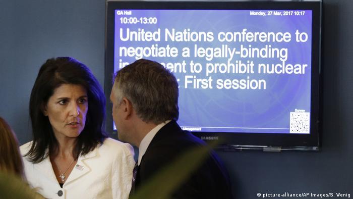 Nikki Haley UN Botschafterin