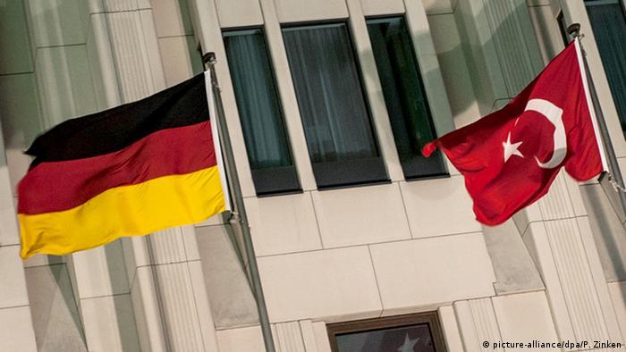 Symbolbild Deutschland - Türkei