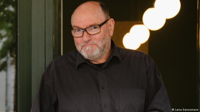 Luc Wolff, Chef des luxemburgischen Bistros de Maufel in Berlin (Foto: Lena Ganssmann)