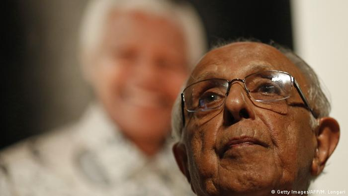 Ahmed Kathrada (Getty Images/AFP/M. Longari)