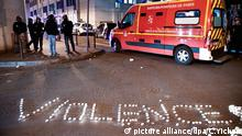Paris Protest Polizeigewalt