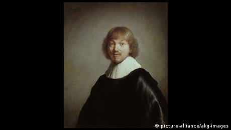Jacques III de Gheyn, Rembrandt (picture-alliance/akg-images)