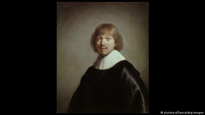 Jacques 3º de Gheyn, de Rembrandt