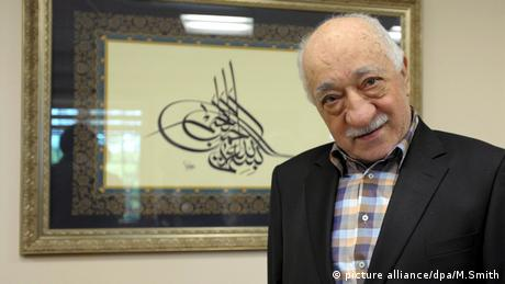 Fethullah Gülen (picture alliance/dpa/M.Smith)