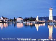 博登湖夜景