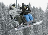 Възможности за ски-туризъм през зимата